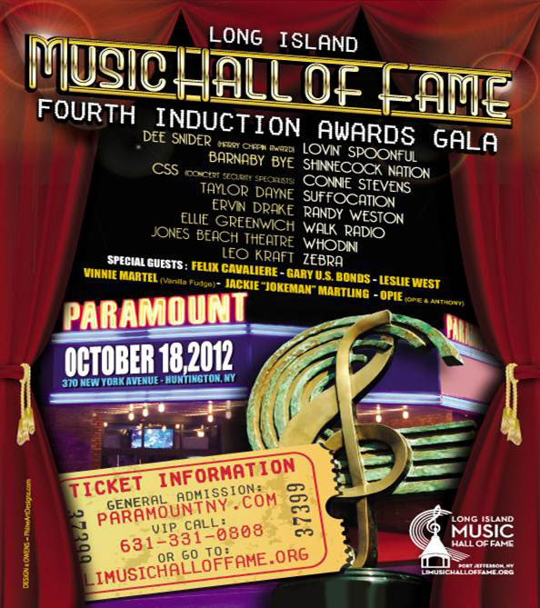 Long Island Music Hall of Fame