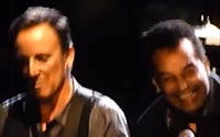 Bruce Springsteen with Gary U.S. Bonds - This Little Girl Is Mine